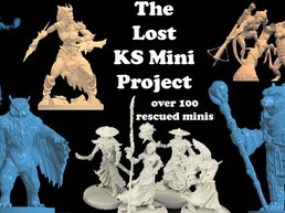 Impact! Miniatures Presents: The Lost KS Mini Project