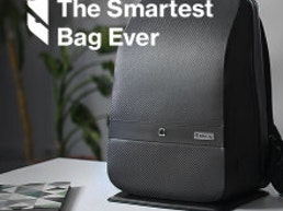 LUMZAG:  The Smart Bag Packed With 7 Cool Features