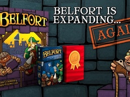 TMG 10th Anniversary Edition Belfort with NEW content!