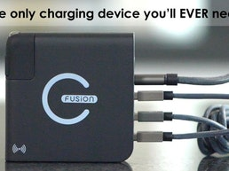 E-FUSION - A Game Changer in Chargers