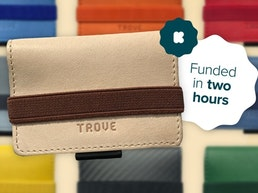 The Ultimate Minimalist Cash Wrap by TROVE