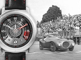 WILLER — retro motorsport-inspired automatic watches