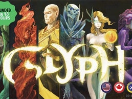 Glyph Chess - The Magic Board Game