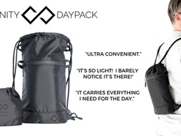 Infinity Daypack - A High Quality Mini Cinch Sack