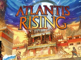 Atlantis Rising: The Cooperative Worker Placement Game