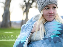 Holden & Hay / The Weighted Blanket Redefined
