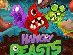 Hangry Beasts! Earth's First Augmented Reality Food Fight