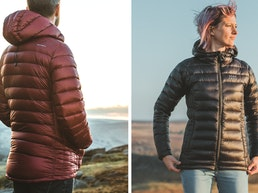 NESSH Jacket: the warmest jacket in the world