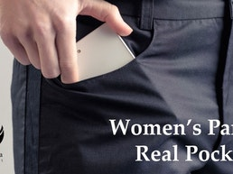 Quokka Pockets: Women's Pants with Real Pockets
