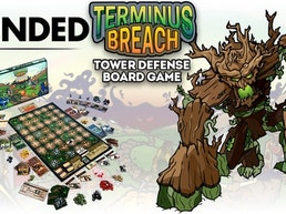 Terminus Breach: Tower Defense Board Game