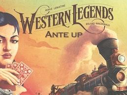 Western Legends: Ante Up!