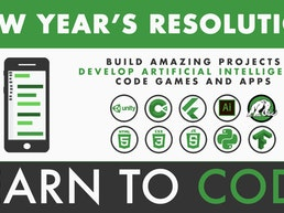 Crush Your New Year's Resolution: Code Educational Apps