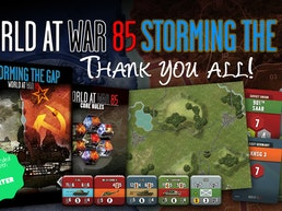 Storming the Gap - World At War 85