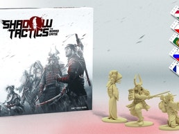 Shadow Tactics - the Board Game