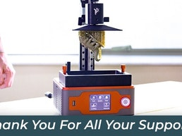 Paladin, The Most Affordable All-Metal SLA 3D Printer