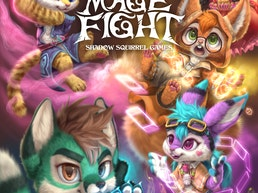 Fuzzy Mage Fight
