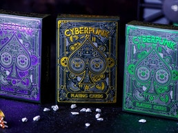 Cyberpunk Playing Cards