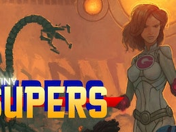 Tiny Supers: Minimalist Superhero Roleplaying