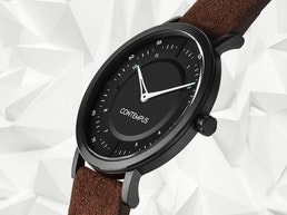 Contempus — the watch for design and architecture lovers.