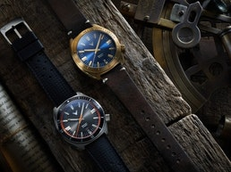 Ventus: Northstar 300m Heritage Diver Automatic