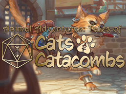Animal Adventures: Tales of Cats and Catacombs