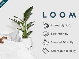 Looma – ultra soft organic bedding without the markup