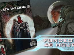 Ultramodern5, a 5E universal sci-fi sourcebook