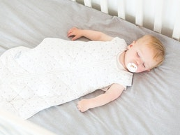 Dreamland Baby: World's First Wearable Weighted Blanket!