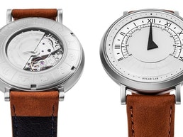 UMBRA — new series of automatic sundial-inspired watches