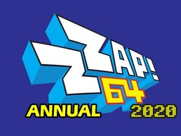 ZZap! 64 Annual 2020 - let's do this again!