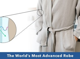 Melange | The Comfiest most Advanced Robe in the World