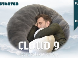 World's Largest Stress Ball- CL9 Relaxation Set