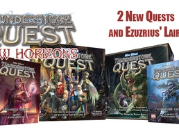 Thunderstone Quest: New Horizons from AEG