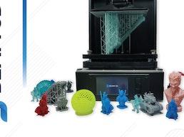 The Prism Desktop 3D Printer