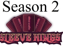 Season 2: Sleeve Kings Card Sleeves For Board Games