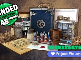 Immersive D&D™️ Adventure Boxes