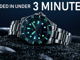 Axios Ironclad   Robust 500m Swiss Automatic Dive Watch