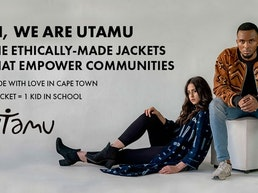 Utamu - Ethically-made jackets that empower communities