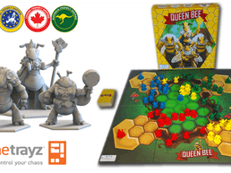 Queen Bee - The Award Winning Family Game