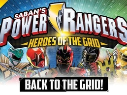 Power Rangers: Heroes of the Grid Phase 2 - Back to the Grid
