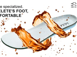 WONDER FEET INSOLE - for athlete's foot and foot odor care