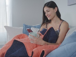Living Cocoon: The World's Superior Night Blanket