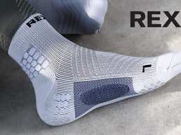 REXY: Performance Balance Socks