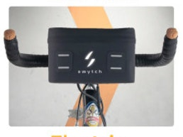 Swytch, the world's smallest & lightest eBike kit