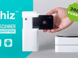Phiz: Affordable 3D scanner on smartphone or laptop