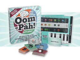 Oom-Pah! For music nerds & legends...or those who wanna be!