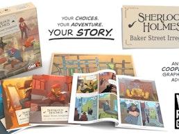 Sherlock Holmes: Baker Street Irregulars