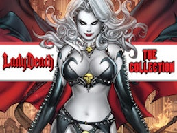 Brian Pulido's Lady Death: The Collection!