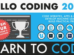 Hello Coding 2020: Anyone Can Learn to Code