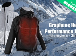 Derive | Multi-function Graphene Heating Performance Jacket